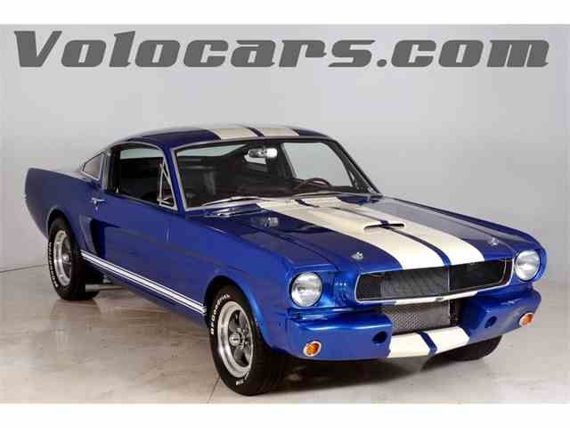 Ford Gt Mustang 350 1964