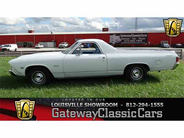 1947 to 1968 Chevrolet for Sale on ClassicCars com   Pg 34 Picture of  68 El Camino   M79E      1968 Chevrolet