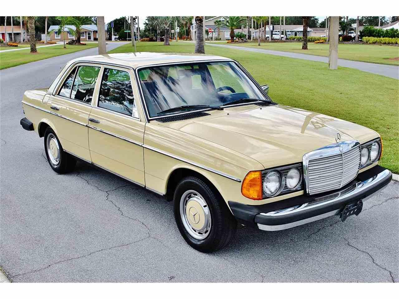 Mercedes Benz 1983 300sd Wiring Diagram 1985
