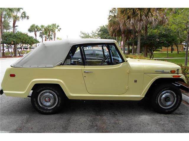 1967 Jeep Commando Restoration