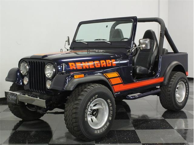Classic Jeep CJ7 For Sale On 28 Available