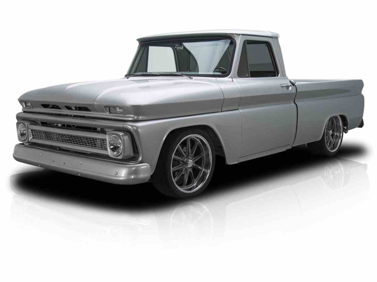 1965 Chevrolet C10 Apache Pickup Truck For Sale