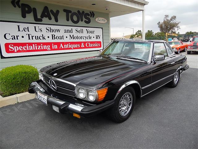 1977 Mercedes Benz 450SL For Sale On 12
