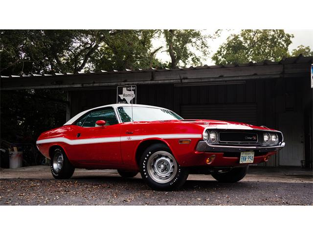 70 Rt Pack 440 Dodge Six Challenger