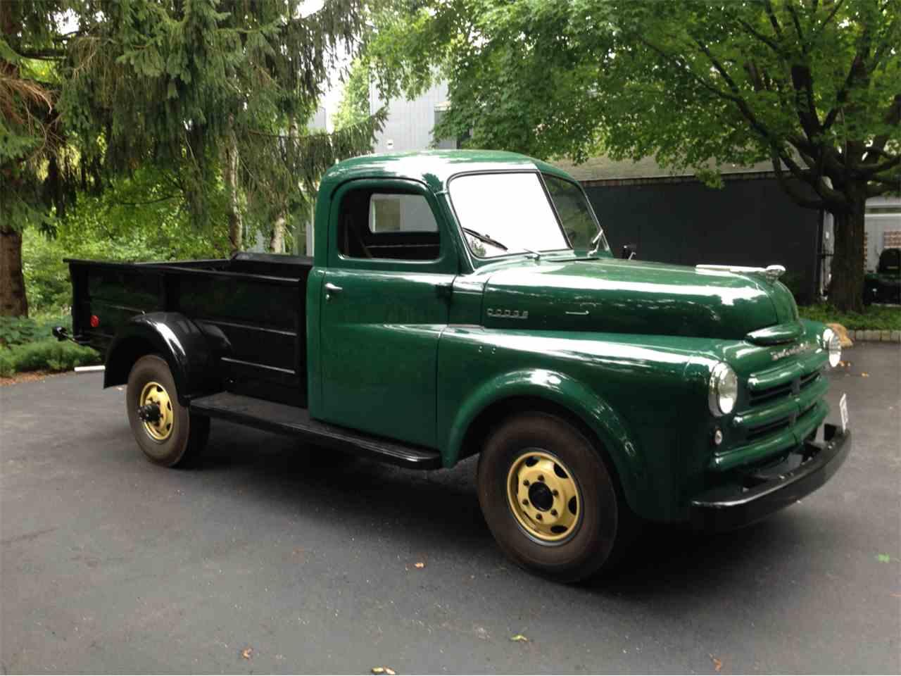 1950s Dodge Pickups