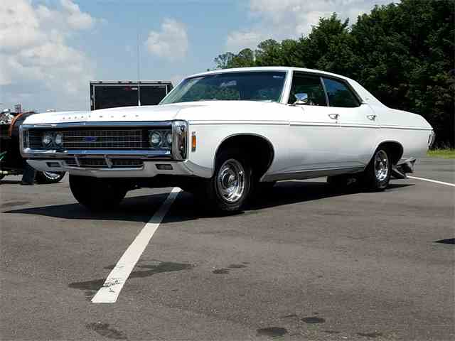 1967 to 1969 Vehicles for Sale on ClassicCars com   3 414 Available     1969 Chevrolet Caprice   988335