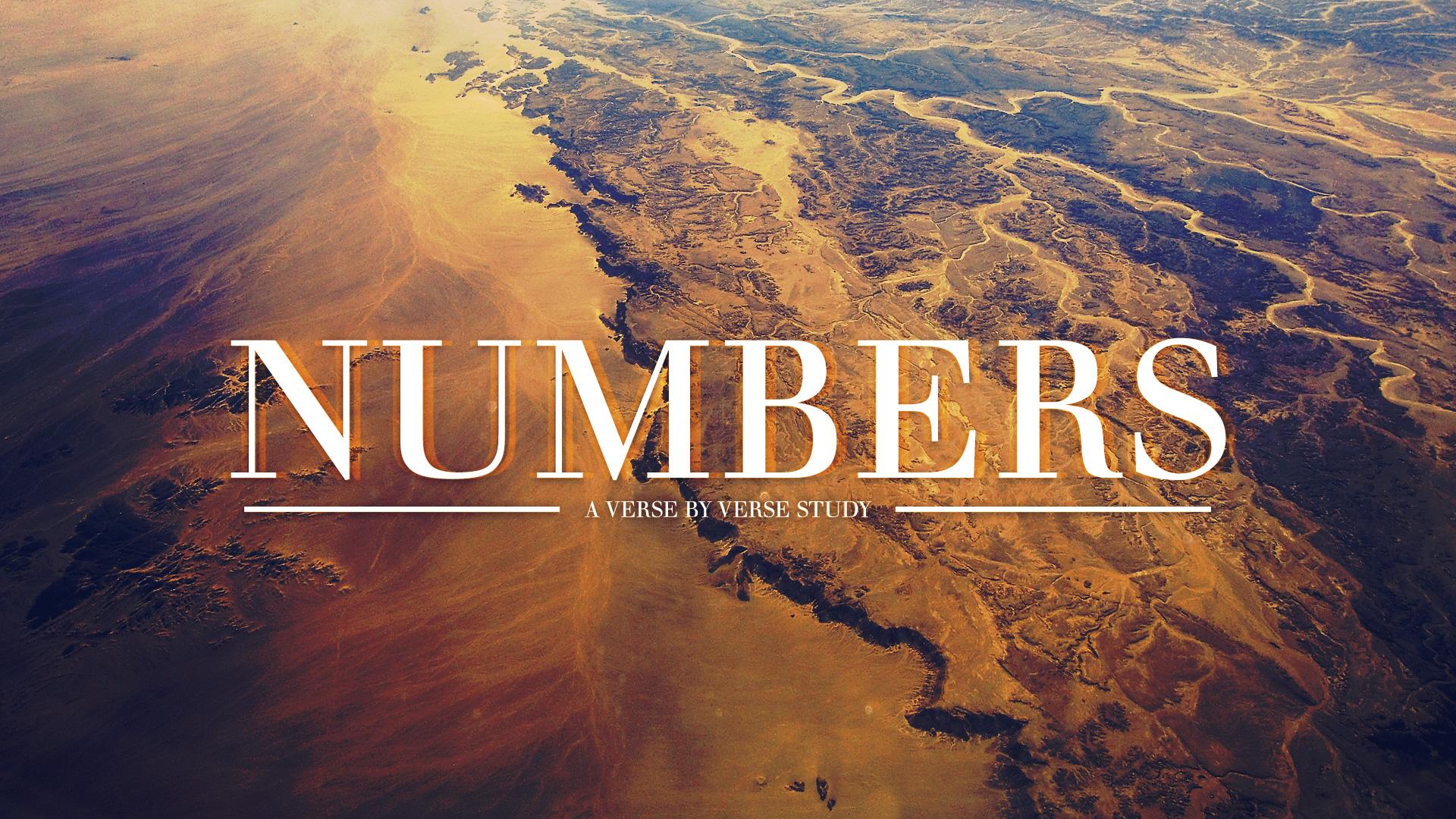 Numbers 22:22-25:18 – Calvary Chapel Quakertown