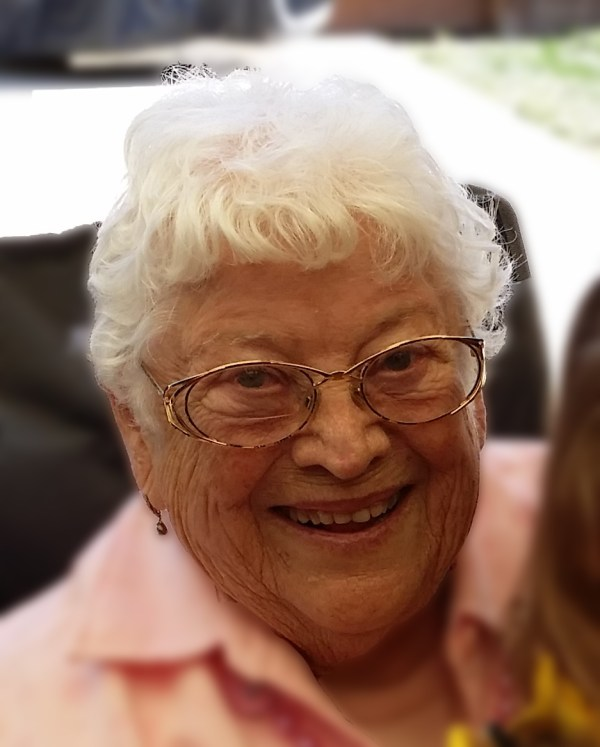 Mary Jane Walker, N6NVA at her 90th birthday April 12, 2015