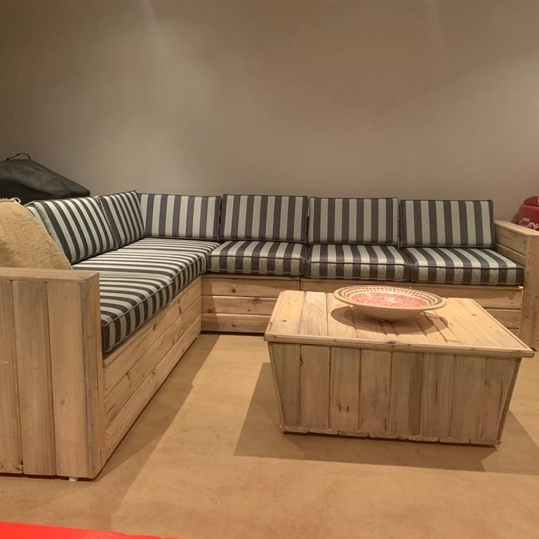 classical home l shape patio couch