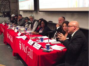 """Interfaith/Intercultural Panel"""