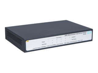 HPE OfficeConnect 1420 5G PoE+ (32W) Switch