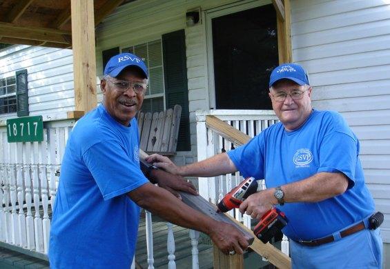 Image result for senior volunteer