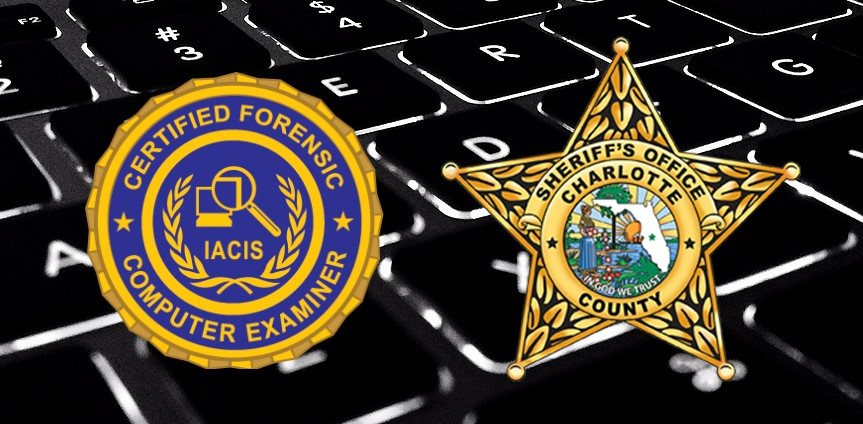 Computer Crimes Detective Earns Certified Forensic Computer Examiner