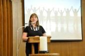 Kimberly - grad presentation