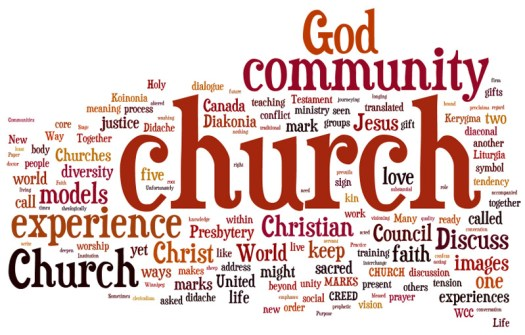 church-wordle