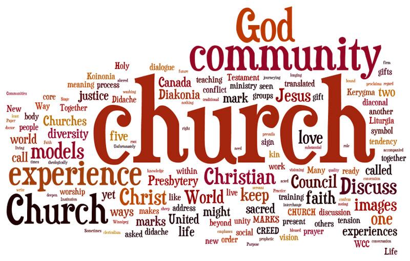 church-wordle