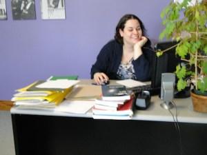 Meytal-at-desk