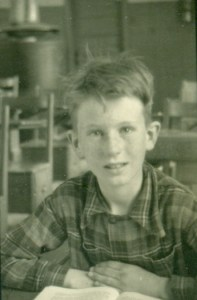 young Jim in the 50s