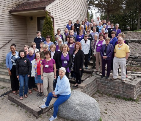 Diakonia of the United Church of Canada national gathering 2015
