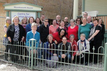 The CCS Social Ministry Year spring 2016 learning circle