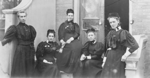 Anglican deaconesses