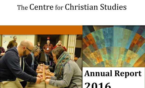 CCS 2016 Annual Report