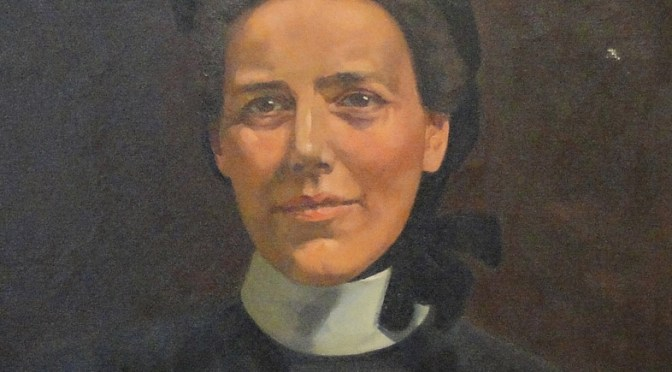 A Portrait of Thomasina Connell