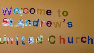 Incarcerated work crew transforms church