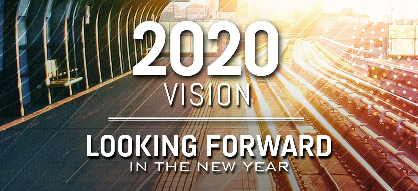 2020 Vision for the New Year