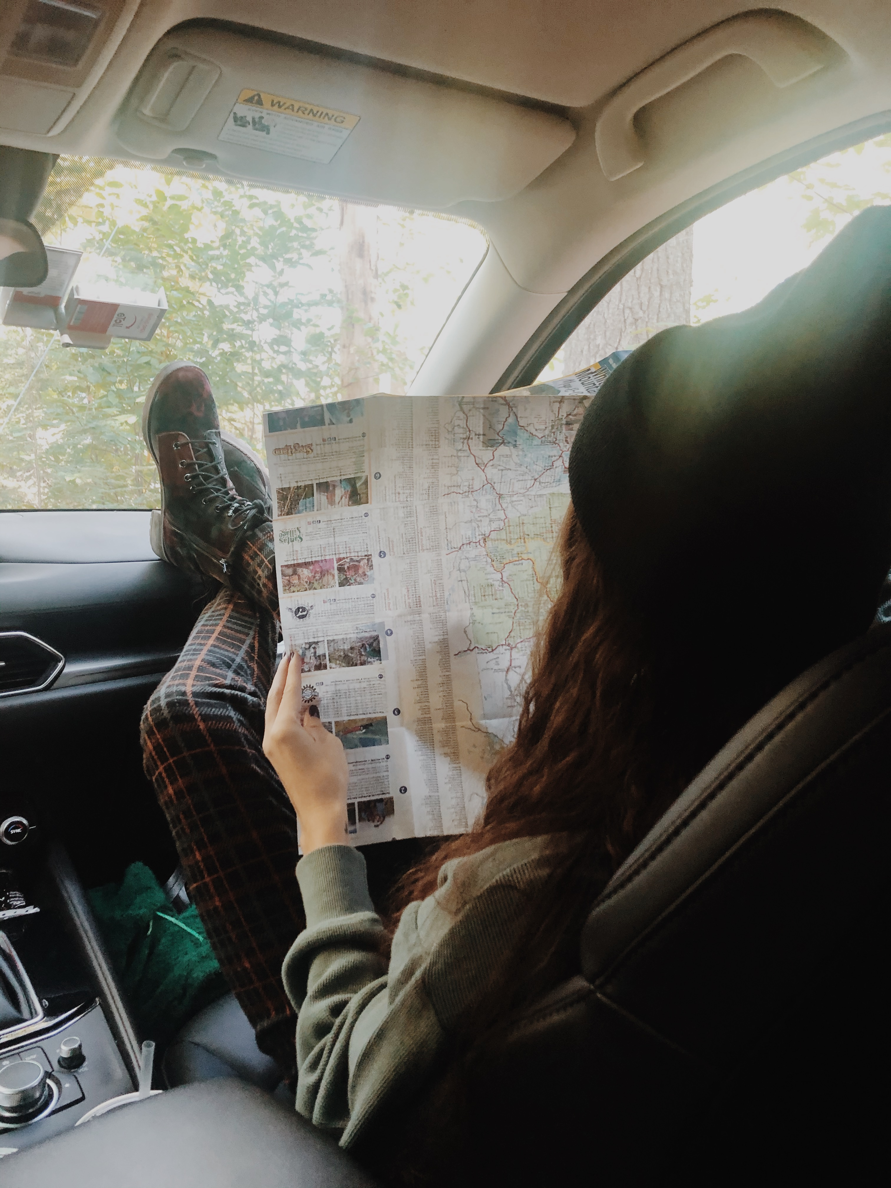 The Perfect New England Fall Road Trip