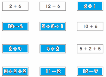 Go-Math-Grade-1-Chapter-5-Answer-Key-Addition and Subtraction Relationships-5.9-1
