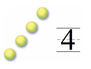 Go-Math-Grade-K-Chapter-1-Answer-Key-Represent-Count-and-Write-Numbers-0-to-5-Lesson 1.4 Count and Write 3 and 4-Share and Show-10