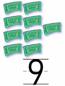 Go-Math-Grade-K-Chapter-3-Answer-Key-Represent-Count-and-Write-Numbers-6-to-9-Lesson-3.8-Count-and-Write-to-9-Listen-and-Draw-Share-and-Show-Question-5