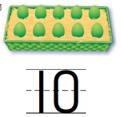 Go-Math-Grade-K-Chapter-4-Answer-Key-Represent-and-Compare-Numbers-to-10-Lesson-4.2-Count-and-Write-to-10-Share-and-Show-Question-5