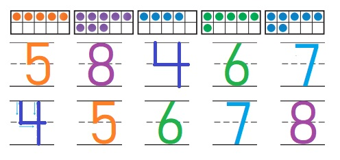 Go-Math-Grade-K-Chapter-4-Answer-Key-Represent-and-Compare-Numbers-to-10-Lesson-4.4-Count-and-Order-to-10-Listen-and-Draw-Share-and-Show-Question-2