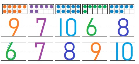 Go-Math-Grade-K-Chapter-4-Answer-Key-Represent-and-Compare-Numbers-to-10-Lesson-4.4-Count-and-Order-to-10-Listen-and-Draw-Share-and-Show-Question-4