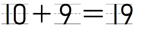 Go-Math-Grade-K-Chapter-7-Answer-Key-Represent-Count-and-Write-11-to-19-Count-and-Write-18-and-19-Homework-&-Practice-7.10-Question-4
