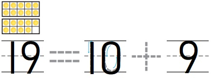 Go-Math-Grade-K-Chapter-7-Answer-Key-Represent-Count-and-Write-11-to-19-Represent-Count-and-Write-11-to-19-Review-Test-Question-12