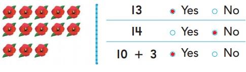 Go-Math-Grade-K-Chapter-7-Answer-Key-Represent-Count-and-Write-11-to-19-Represent-Count-and-Write-11-to-19-Review-Test-Question-4