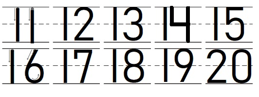 Go-Math-Grade-K-Chapter-8-Answer-Key-Represent,-Count,-and-Write-20-and-Beyond-Count-and-Order-to-20-Homework-&-Practice-8.3-Question-2