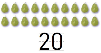 Go-Math-Grade-K-Chapter-8-Answer-Key-Represent,-Count,-and-Write-20-and-Beyond-Lesson-8.2-Count-and-Write-to-20-Share-Show-Question-6