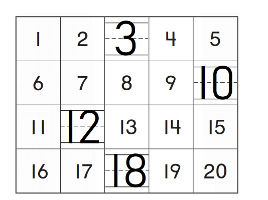 Go-Math-Grade-K-Chapter-8-Answer-Key-Represent,-Count,-and-Write-20-and-Beyond-Lesson-8.3-Count-and-Order-to-20-Problem-Solving-Applications-Question-5