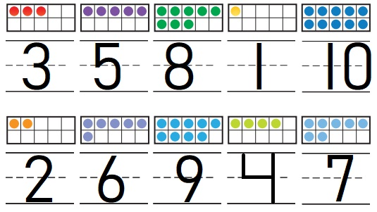 Go-Math-Grade-K-Chapter-8-Answer-Key-Represent,-Count,-and-Write-20-and-Beyond-Lesson-8.3-Count-and-Order-to-20-Share-Show-Question-1