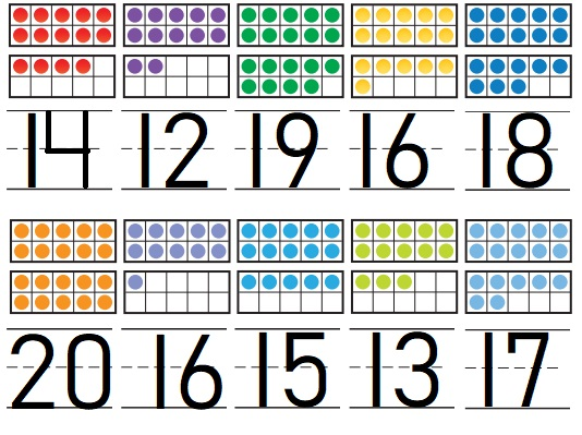 Go-Math-Grade-K-Chapter-8-Answer-Key-Represent,-Count,-and-Write-20-and-Beyond-Lesson-8.3-Count-and-Order-to-20-Share-Show-Question-3