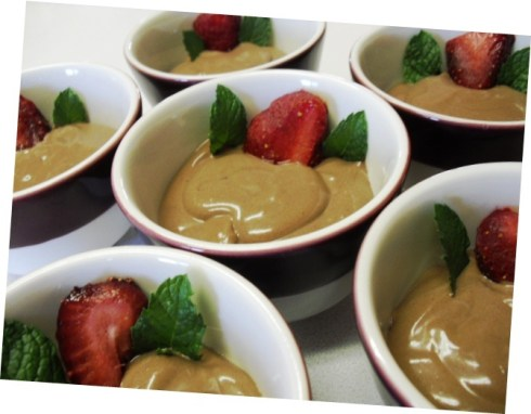 silken tofu chocolate mousse