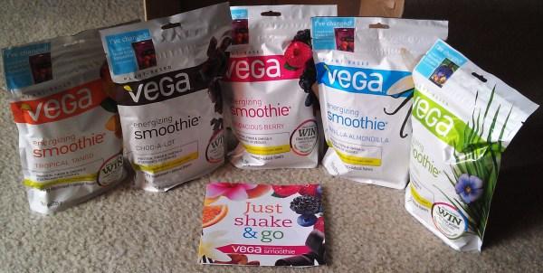 vegan protein smoothie drinks