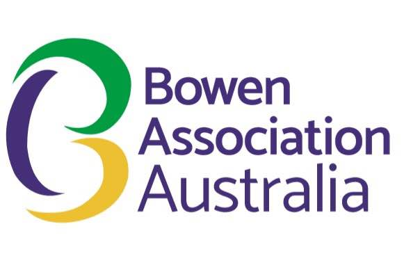 Bowen association logo Capital Complementary Therapies Centre