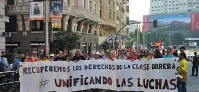 Marcha Obrera
