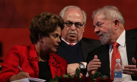 Dilma Marco Aurelio Lula