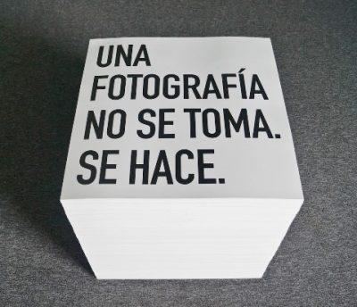 Foto Alfredo Jaar